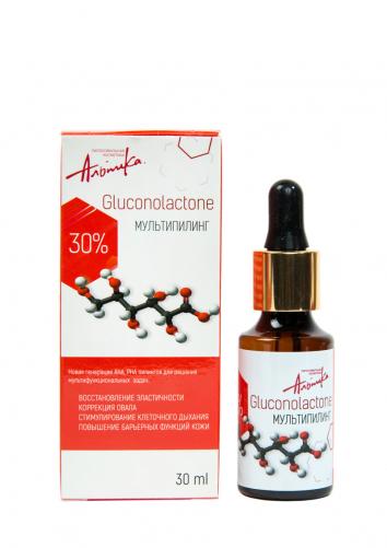 Альпика | Мультипилинг Gluconolactone 30%, 30 мл