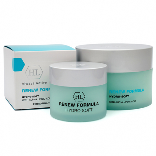 Holy Land ReNEW FORMULA Hydro-Soft Cream | Увлажняющий крем, 50 мл