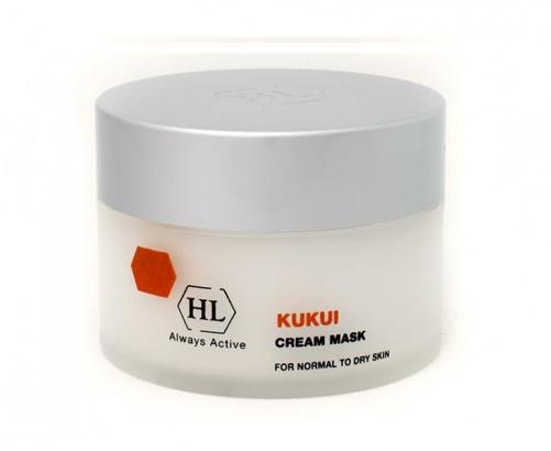 Holy Land KUKUI CREAM MASK FOR DRY SKIN   Маска для сухой кожи, 250 мл